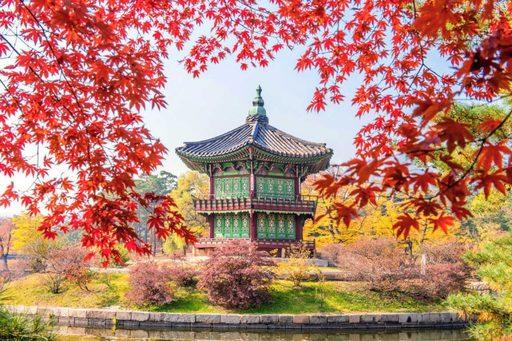 Cố cung Changdeokgung